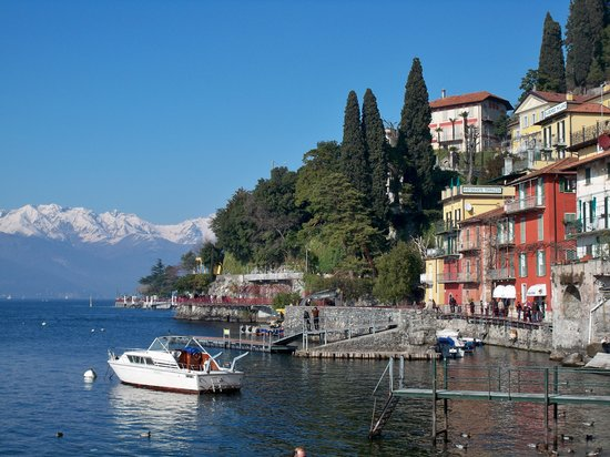 Itali: Varenna