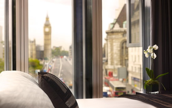 Park Plaza Westminster Bridge London: Studio Room Iconic View