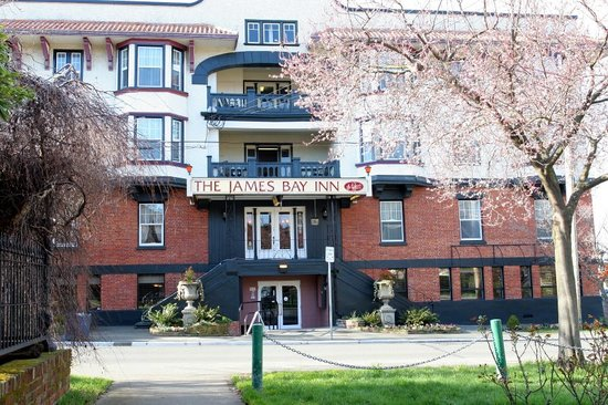 Photo of James Bay Inn Hotel, Suites & Cottage Victoria