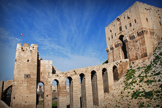 Aleppo attractions