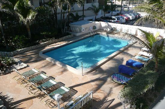 Lauderdale by the Sea, Floride : Piscine