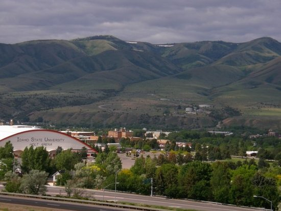 Pocatello. 