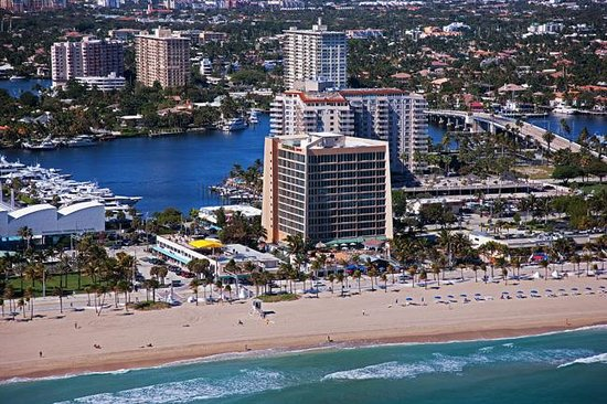 Courtyard by Marriott Fort Lauderdale Beach: Courtyard by Marriott Ft. Lauderdale Beach