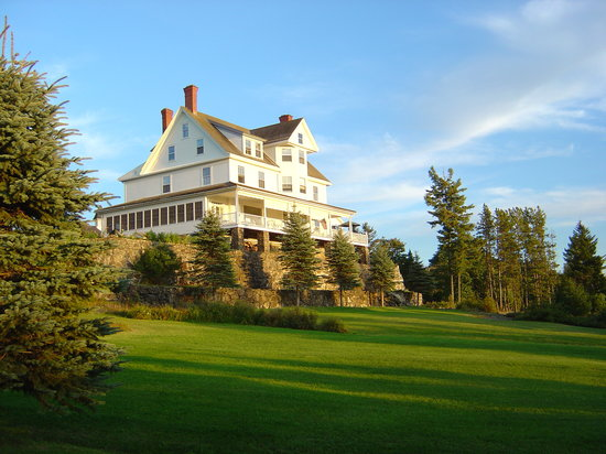 ‪‪Greenville‬, ‪Maine‬: Sun soaked Blair Hill Inn‬