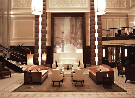 Carlton Hotel, Autograph Collection : Lobby