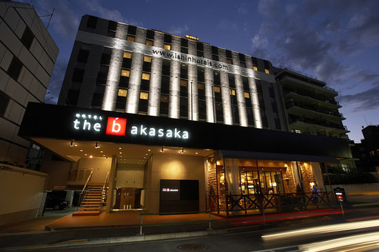 the b akasaka