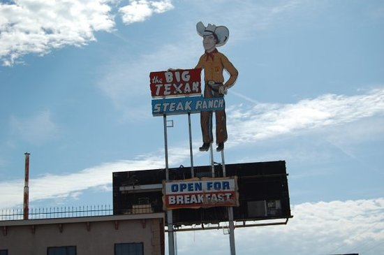 Big Texan Opry
