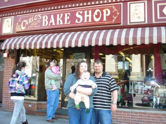 "Hoboken, Нью-Джерси: Bakery where ""Cake Boss"" is filmed"