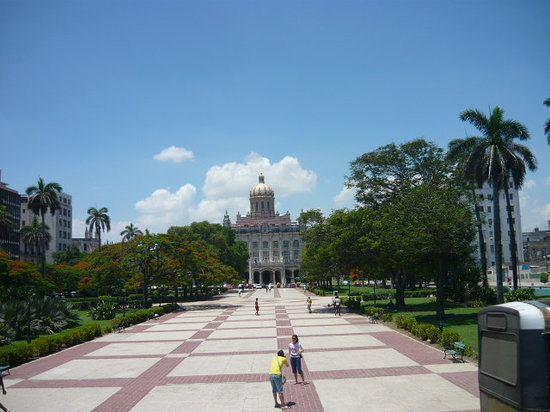 La Havane, Cuba : nice view at the port