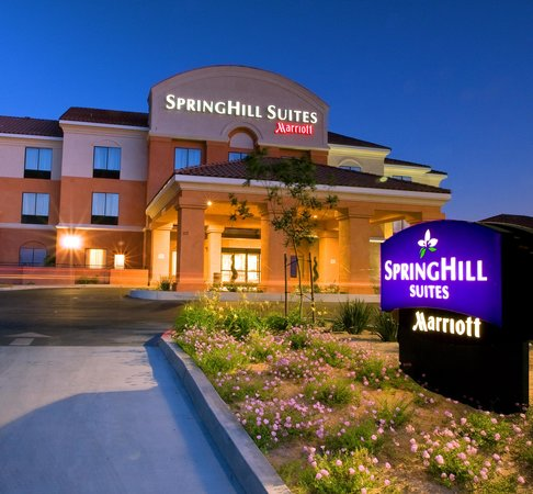 SpringHill Suites Ridgecrest