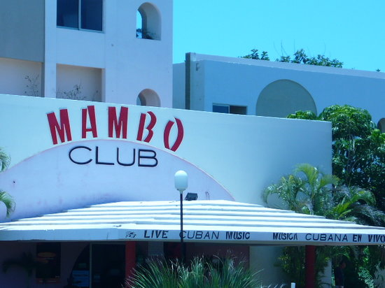 Varadero, Cuba: the Mambo Club