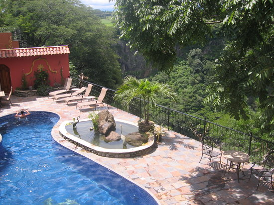 Casa Rainbow Canyon : most rooms and suites have canyon views