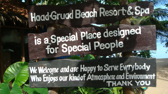 ‪Haad Gruad Beach Resort & Spa‬