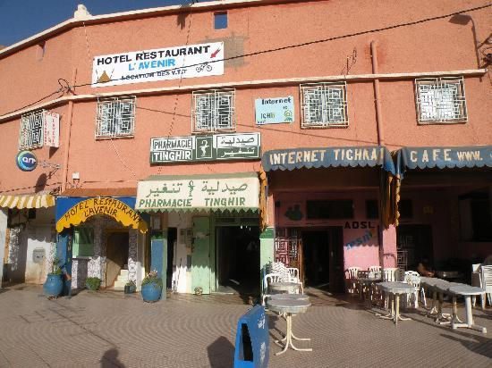Tinerhir, Morocco: Tinghir