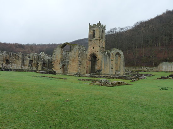 Richmond, UK : Mount Grace Priory
