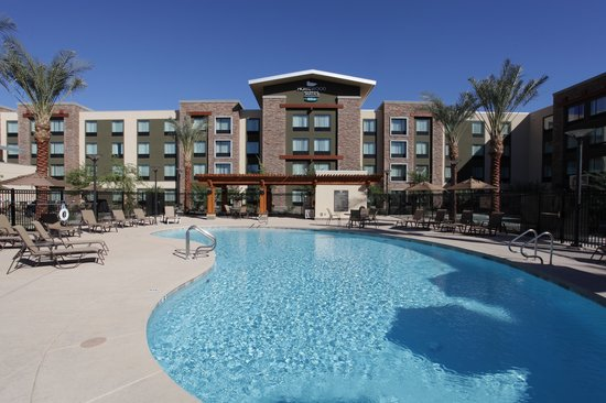 Homewood Suites by Hilton Phoenix Chandler Fashion Center: Welcome to the Homewood Suites Phoenix Chandler/Fashion Center