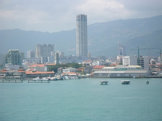 hotell Pulau Penang