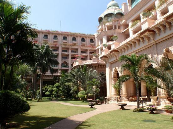 Leela Palace Kempinski Bangalore, India - Picture of The ... Leela Palace Bangalore