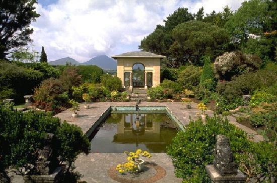 Glengarriff, Ireland: Italian Gardens