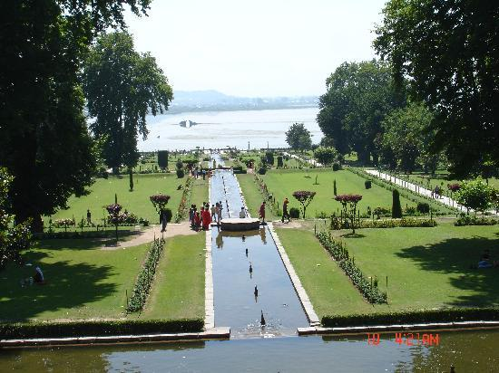 Mountain lake picture of dongola palace srinagar Mughal garden booking