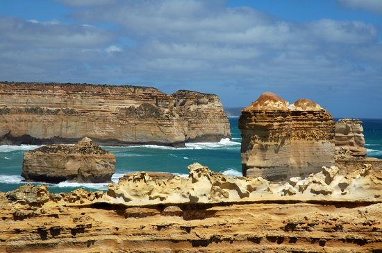 Victoria, Australia: Great Ocean Road: Razorblade