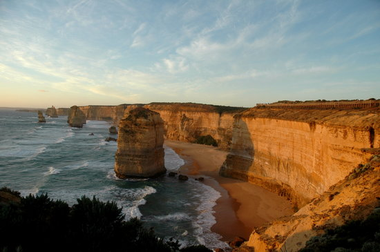 Victoria, Australie : Great Ocean Road: Twelve Apostoles 