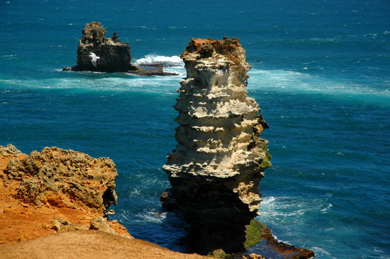 Victoria, Australi: Great Ocean Road: Bay of martyrs