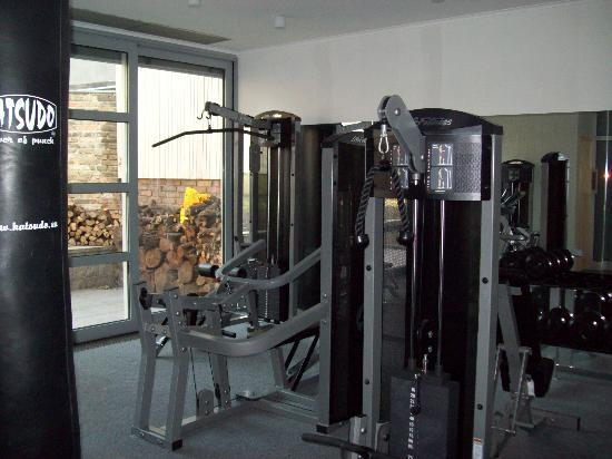 Brilliant gym picture of mama 39 s design boutique hotel for Mamas design hotel bratislava
