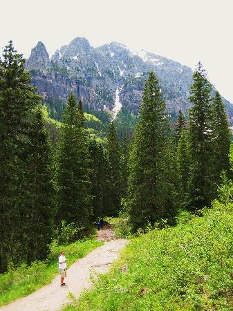Telluride, CO: Bear Creek Trail