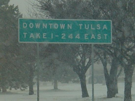 Tulsa OK Dec. 2006