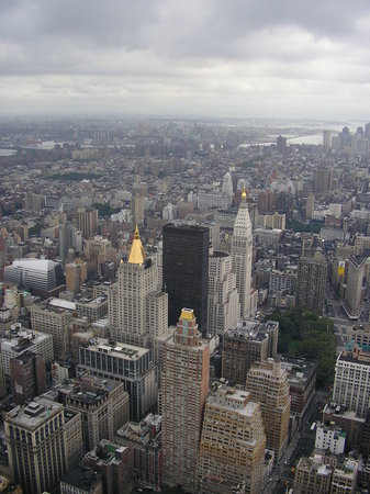 État de New York : New York