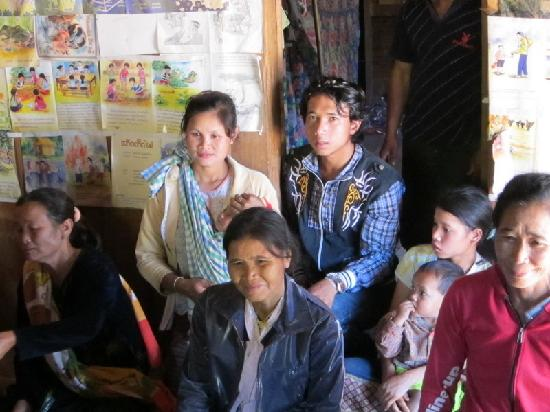 Villagers in Ban Mouang Suang - Picture of The BelleRive Boutiquebelle rive village