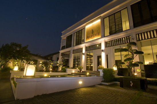 ‪Aruntara Riverside Boutique Hotel‬