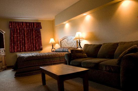 Northern Greens Resort: Executive Suite