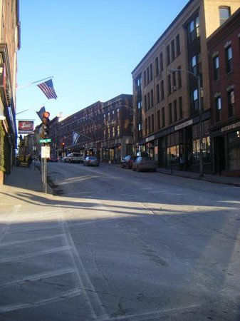 Main Street, Brattleboro, Vermont