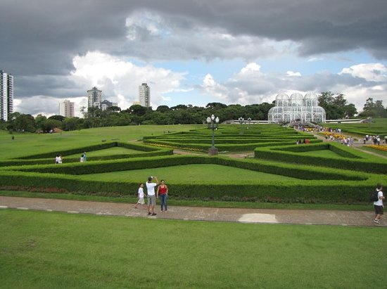 Curitiba attractions