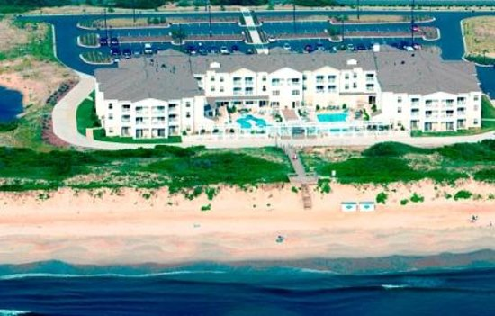Hampton Inn & Suites Outer Banks/ Corolla: Welcome to the Hampton Inn Outer Banks