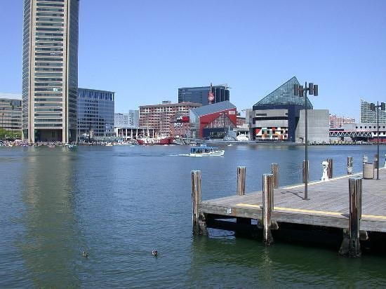 hotell Baltimore