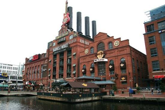Baltimore, MD: Hard Rock Café, Balimore, MD