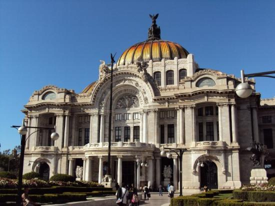 Museo de Bellas Artes - Picture of Palacio de Bellas Artes, Mexico City - Tri...