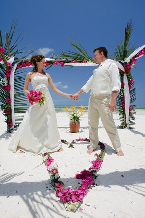 Next Paradise Boutique Resort: wedding In NextParadise