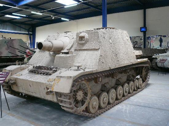 Saumur, France: Sturmtiger