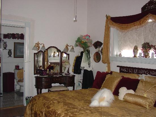 Marie's Engaging Bed & Breakfast: Beautifully decorated and very clean!