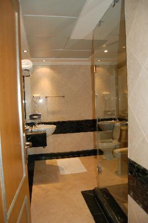 Hilton Makkah: Bathroom