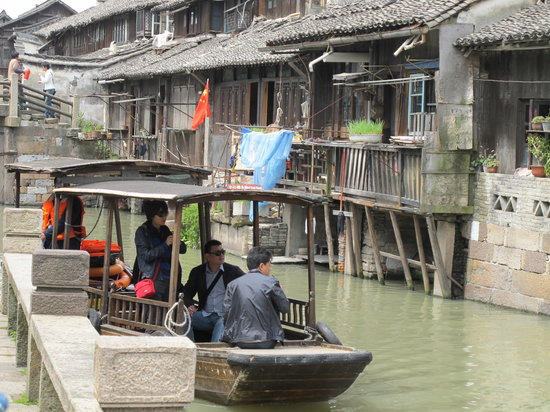 Wuzhen Water Town
