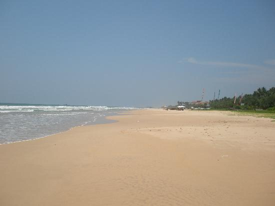 Shangri-Lanka Villa: The Beach