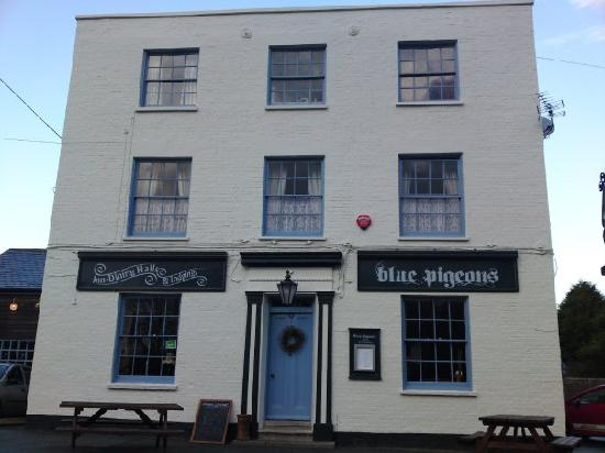 The Blue Pigeons Inn