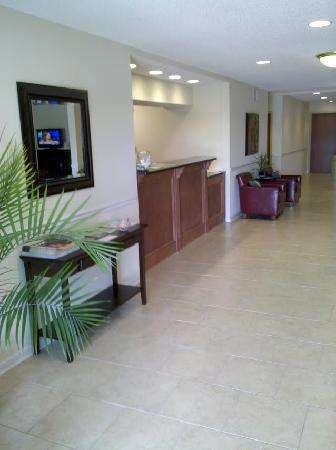 Country Hearth Inn and Suites Greensboro: Hi