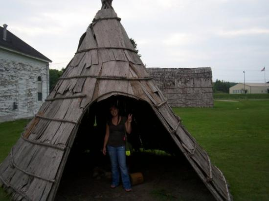 Museum of Ojibwa Culture and Marquette Mission Park - Saint Ignace ...