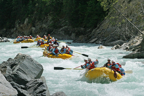 Glacier Raft Company - Day Tours